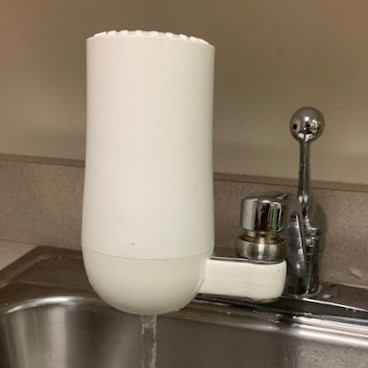 Point of Use Faucet Filter